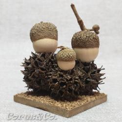 Miniature Handmade Nativity Set 3