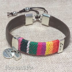 Lucky Charms Bracelet - Love