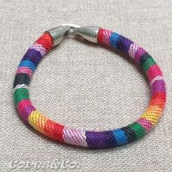 Rainbow Simple Ethnic Bracelet