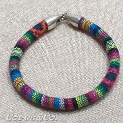 Colorful Simple Ethnic Bracelet