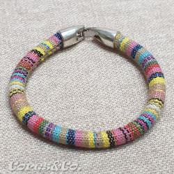 Pastel Simple Ethnic Bracelet