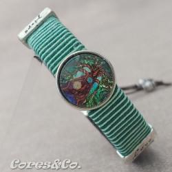 XS Mandala Single Adjustable Bracelet