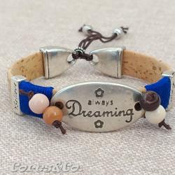 Always Dreaming Adjustable Bracelet