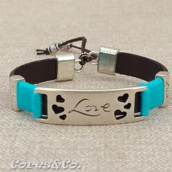 Love Adjustable Bracelet