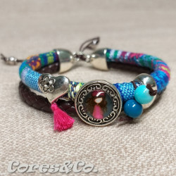 Gorjuss Doll Double Adjustable Bracelet