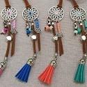 Suede Necklaces