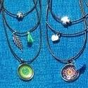 Three Layer Necklaces