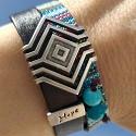 """Boho """"Hope"""" Bracelets"""