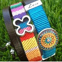 XS Mandala Wide Bracelets