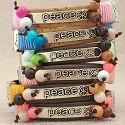 """""""Peace"""" Bracelets"""