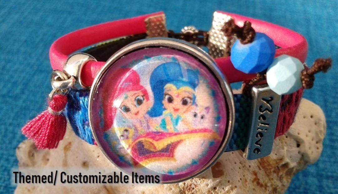 Customizable Items
